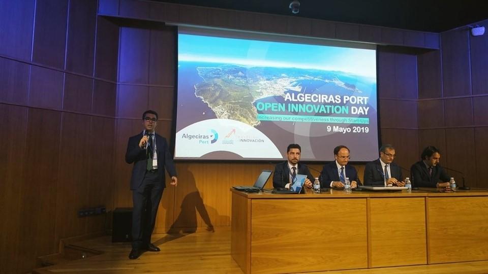 Open innovation day en el Puerto de Algeciras