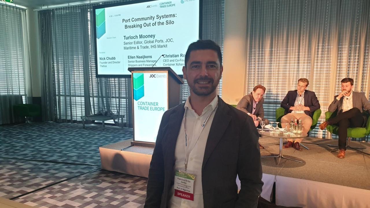 El Puerto de Algeciras participa como invitado en la JOC Container Trade Europe Conference