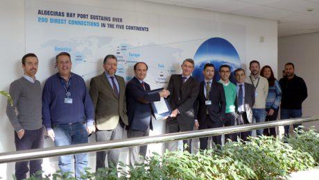 El Puerto de Algeciras el primer puerto español en conseguir la certificación de su sistema de gestión de la I+D+i según la norma UNE 166002:2014