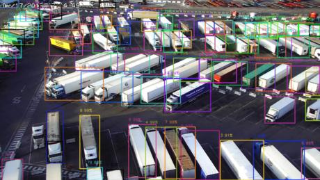 trazabilidad de mercancia con inteligencia artificial y visión por computador