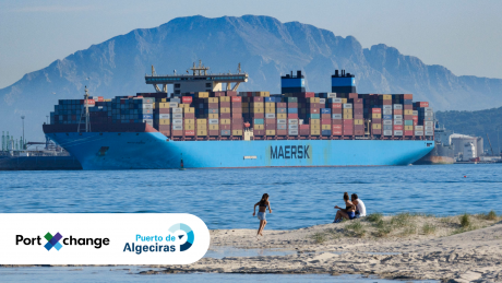 portxchange apba algeciras port innovation
