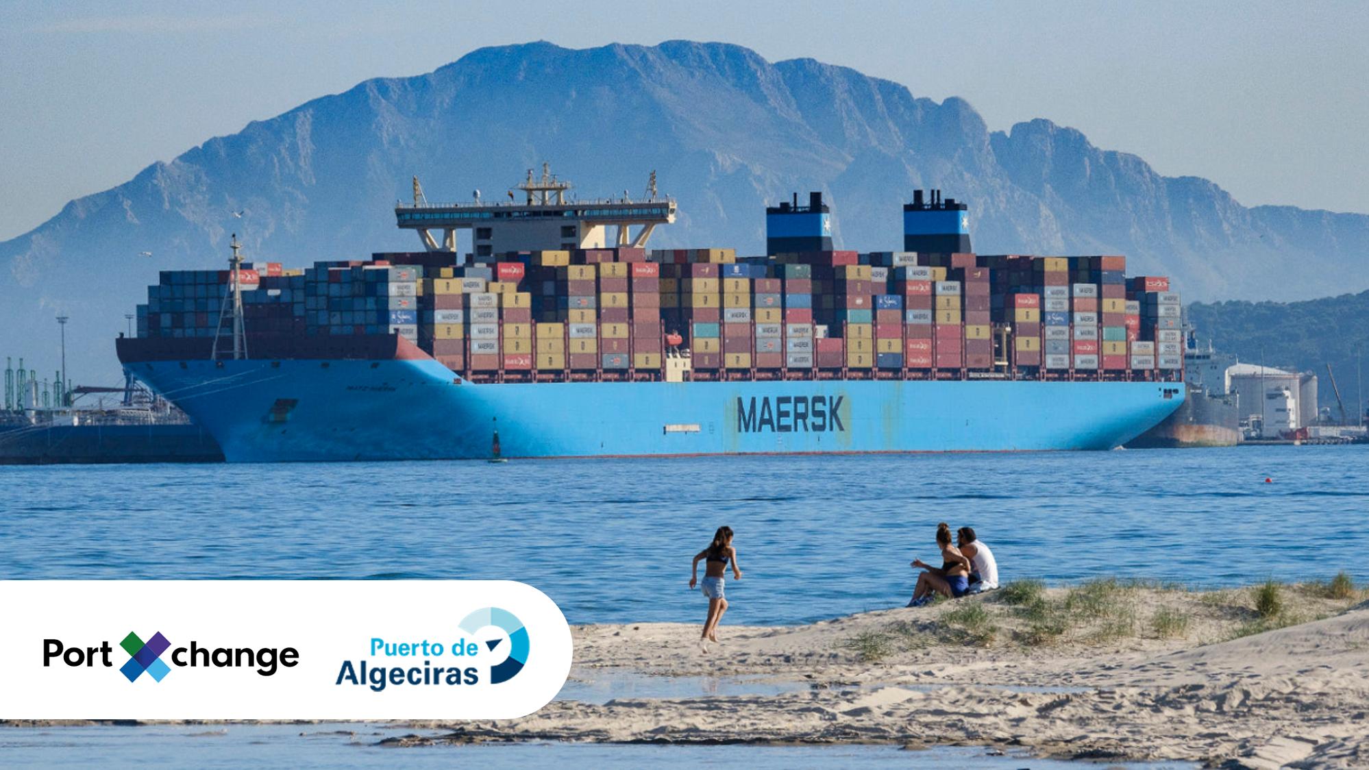 portxchange apba algeciras port innovation