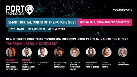 smart digital ports of the future sdp 2021 port technology algeciras apba
