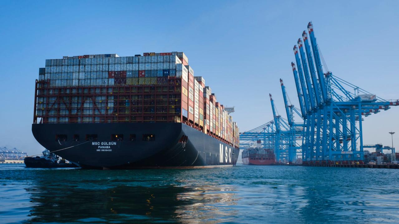 port call optimisation algeciras port technology portxchange